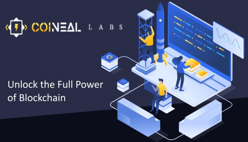 Запуск инкубатора Coineal Labs